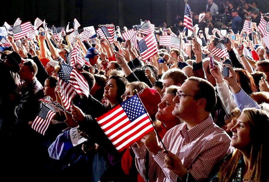 Жители США