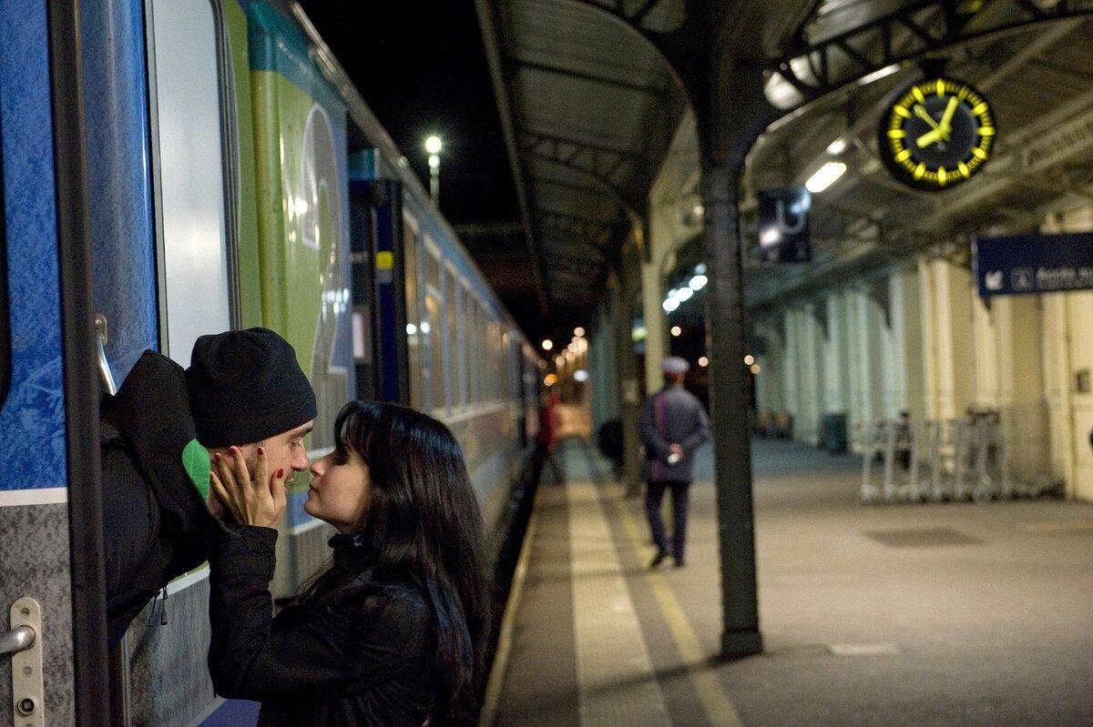 Поцелуи под запретом