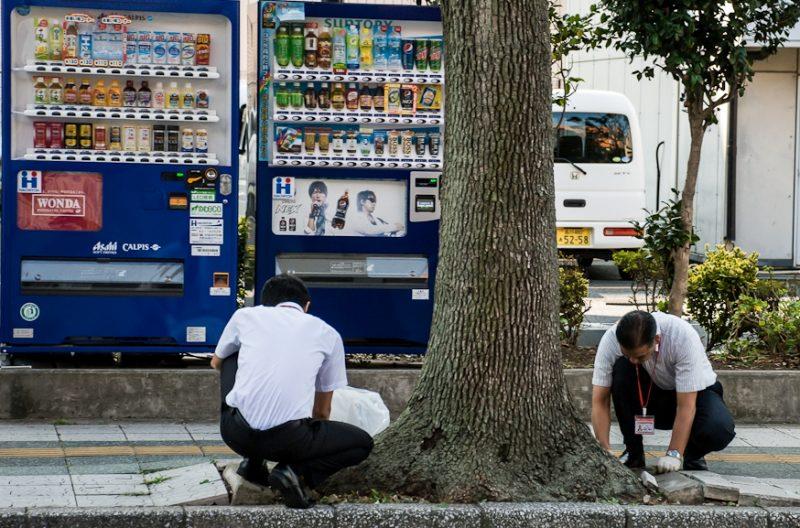 Чистота в общественных местах