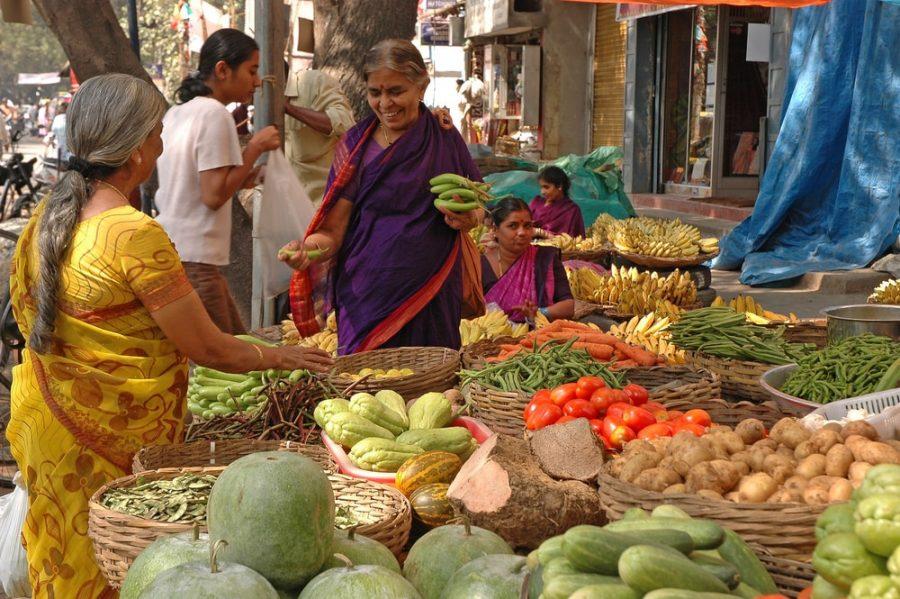 Вегетарианство в Индии