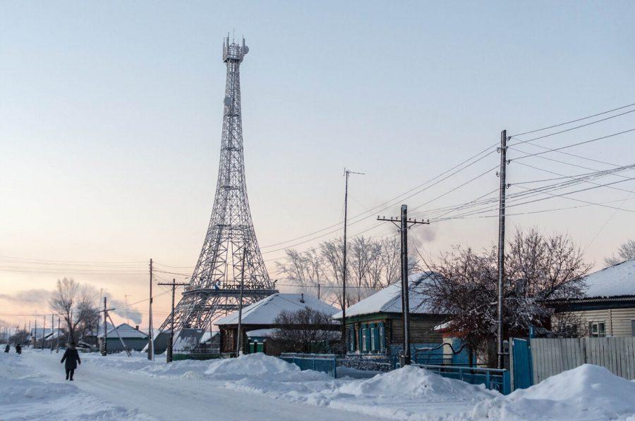 Уральский Париж
