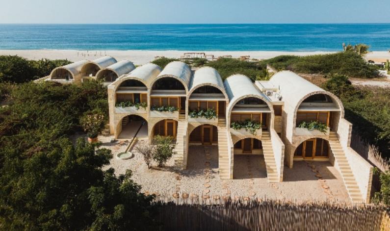 Бутик-отель в Мексике