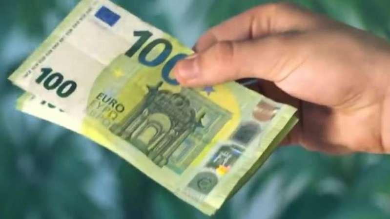 1200 евро в месяц