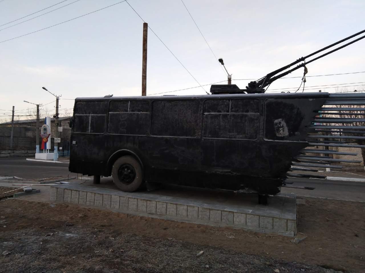 Адский троллейбус из Читы