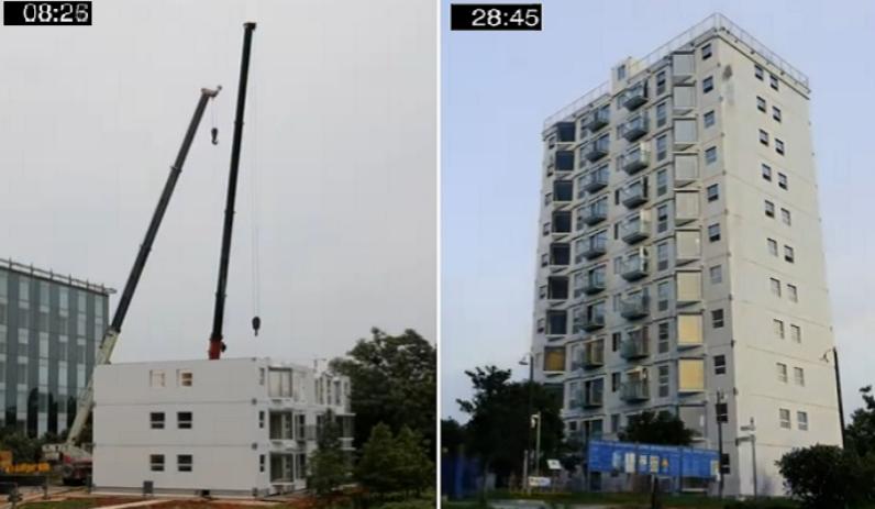 10-этажный жилой дом