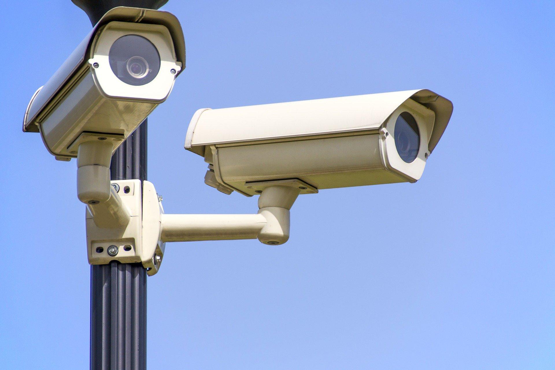 Камеры видеонаблюдения в США