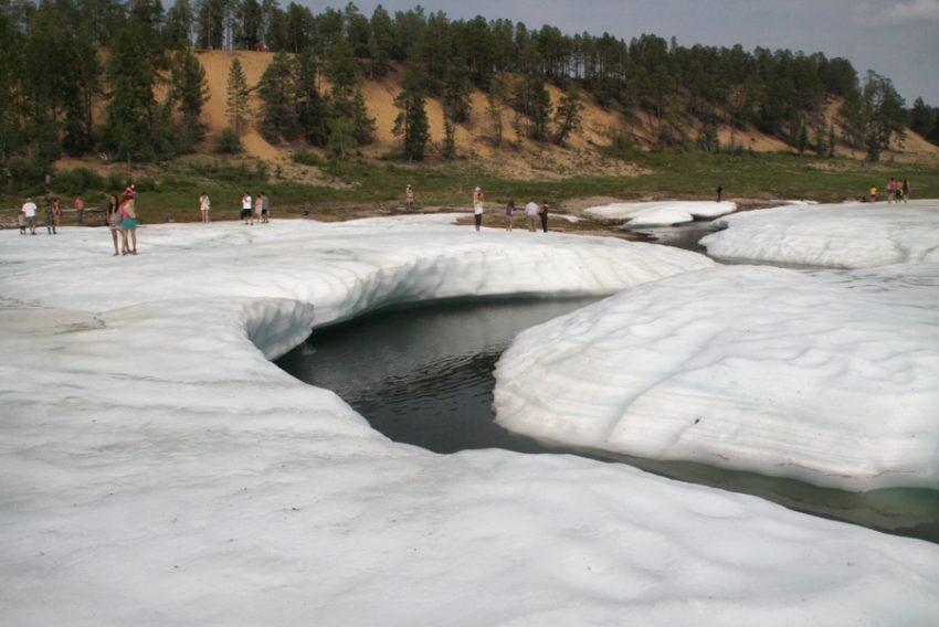 Булуус в Якутии