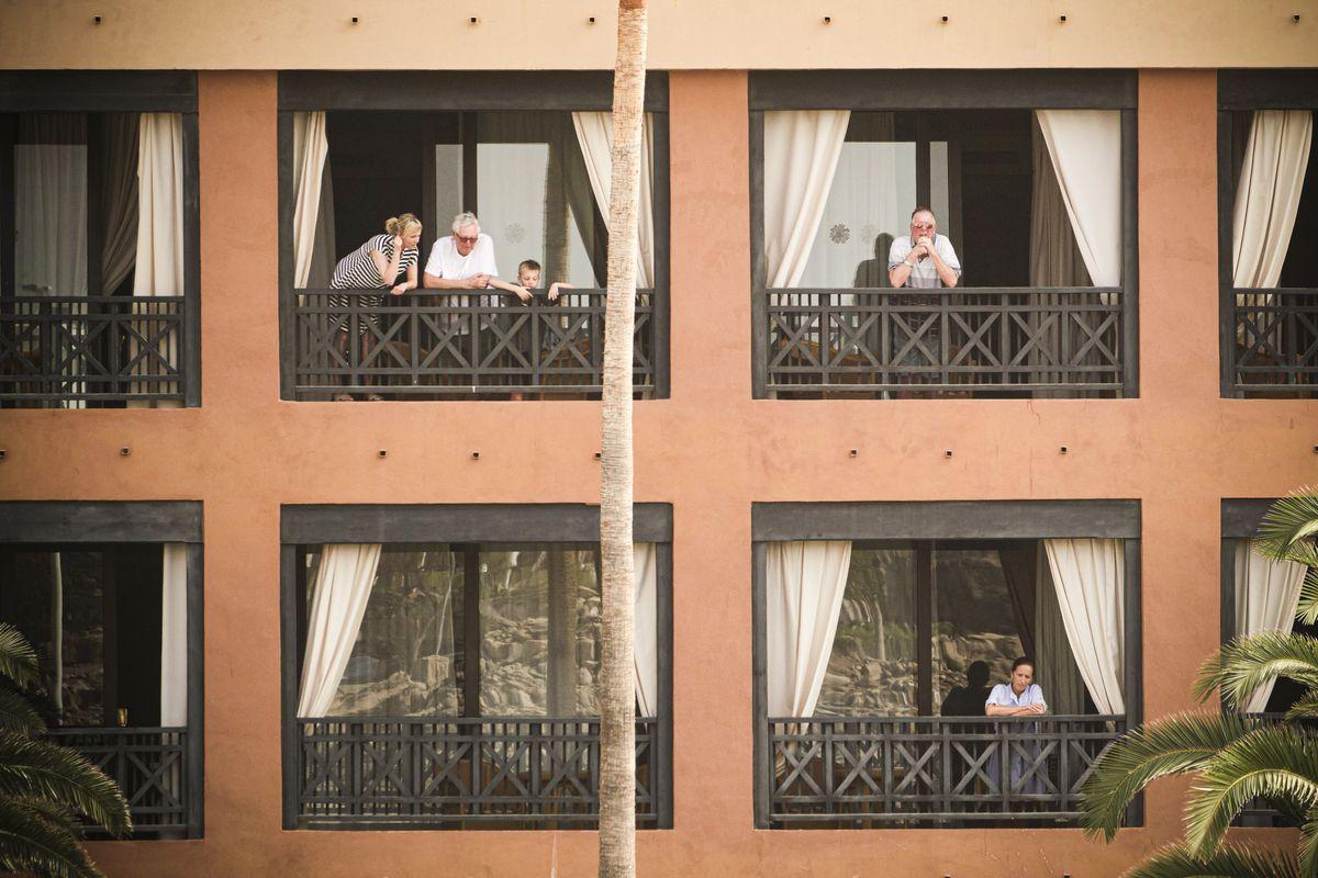 Отель для карантина