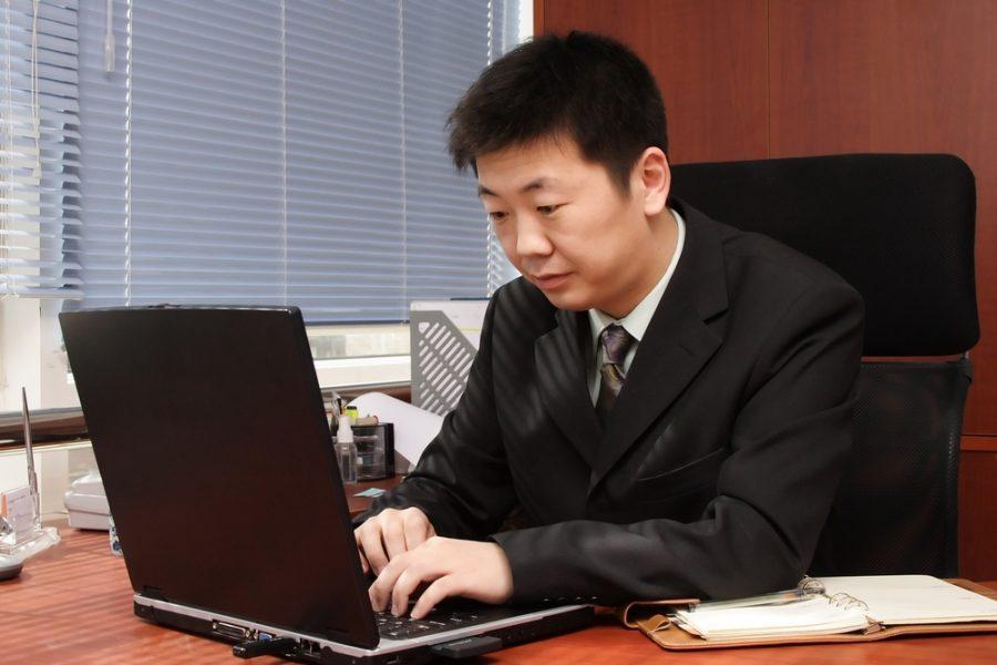 Японцы на работе