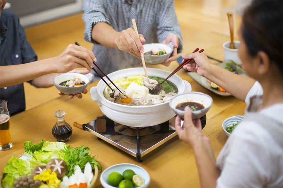 Обед у японцев