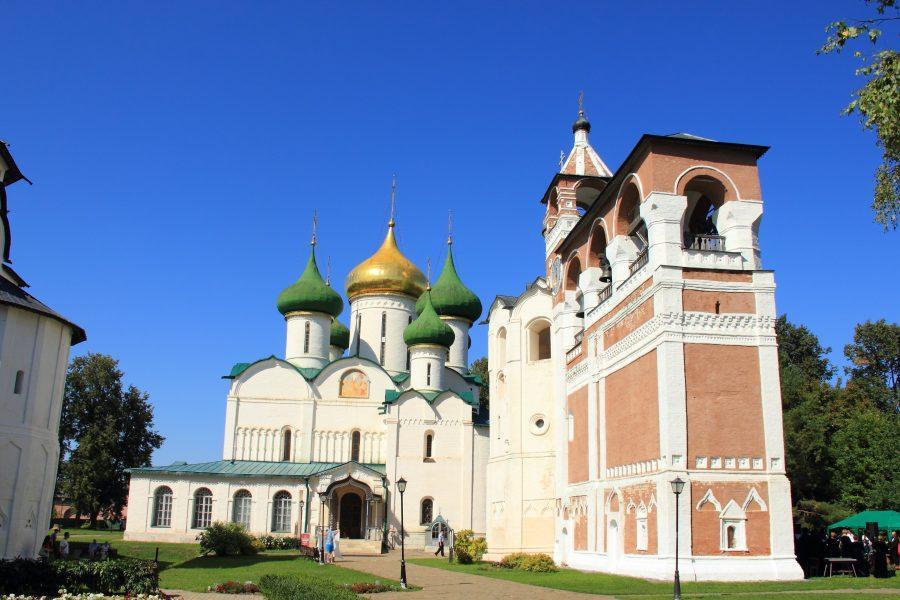 Музей в Суздальском Спасо-Евфимиевом монастыре