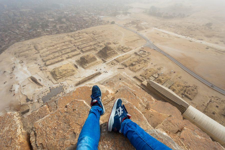 Запрещенные места в Египте
