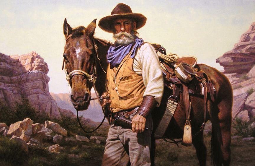 Образ ковбоя