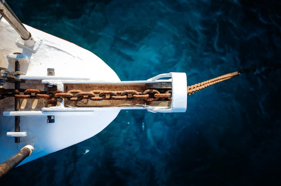 Цепь на корабле