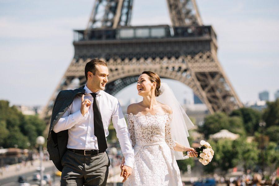 Свадьба во Франции