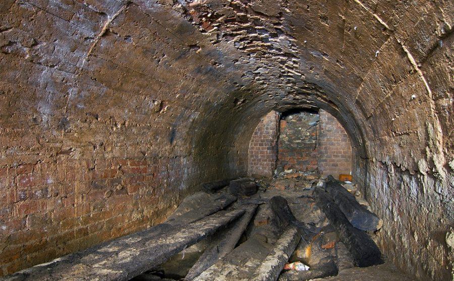 Подземные тайные ходы