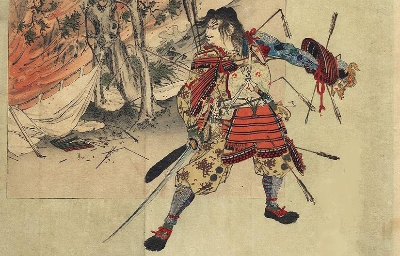Японские самураи