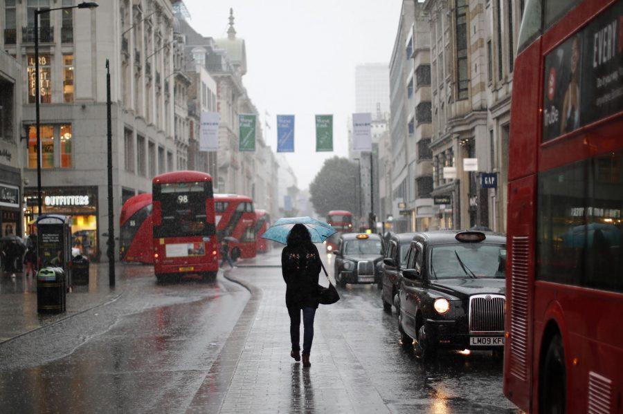 Климат в Англии