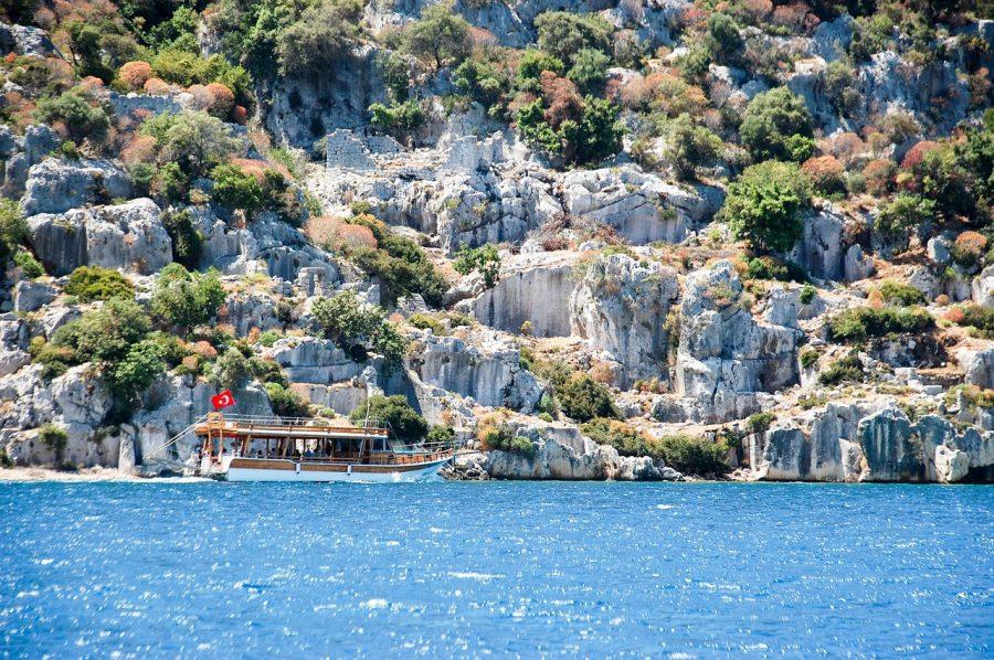 Черное море в Турции