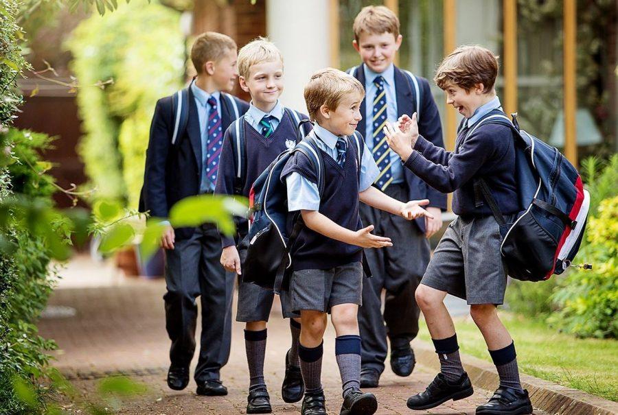 Мальчики в Англии
