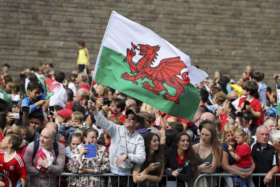 Жители Уэльса