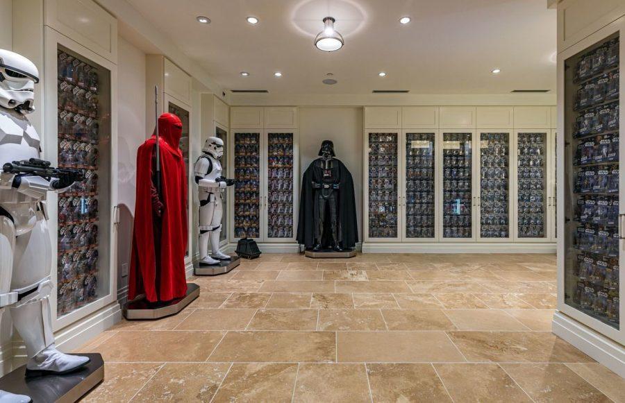 Дом в стиле Звездных войн