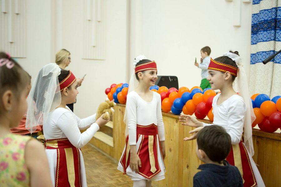 Урок Народные танцы в Армении
