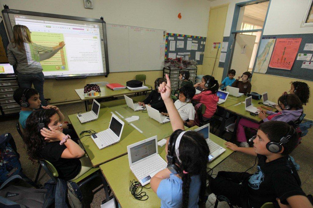 Кибербезопасность урок в школе Израиля