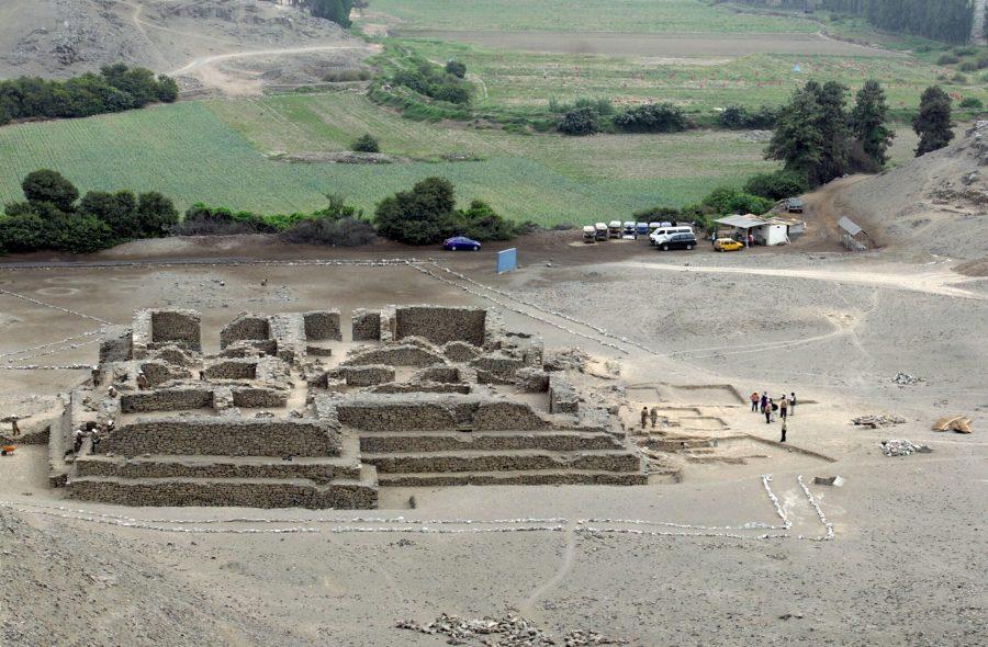 Пирамида Эль-Параисо