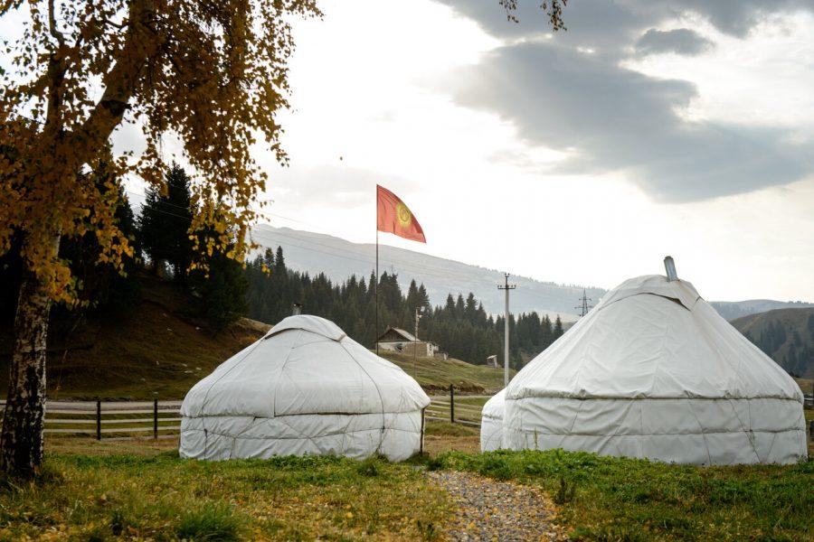 Село Жыргалан