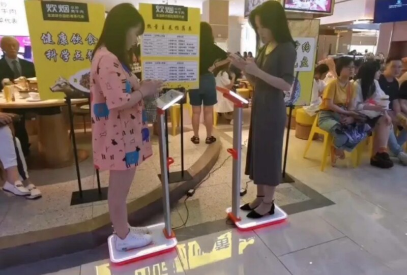 Ресторан в Китае