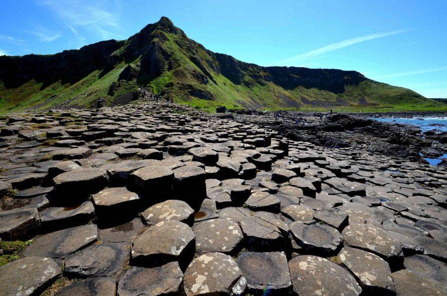Тропа гигантов в Ирландии