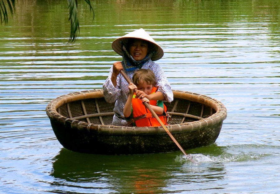 Круглые лодки
