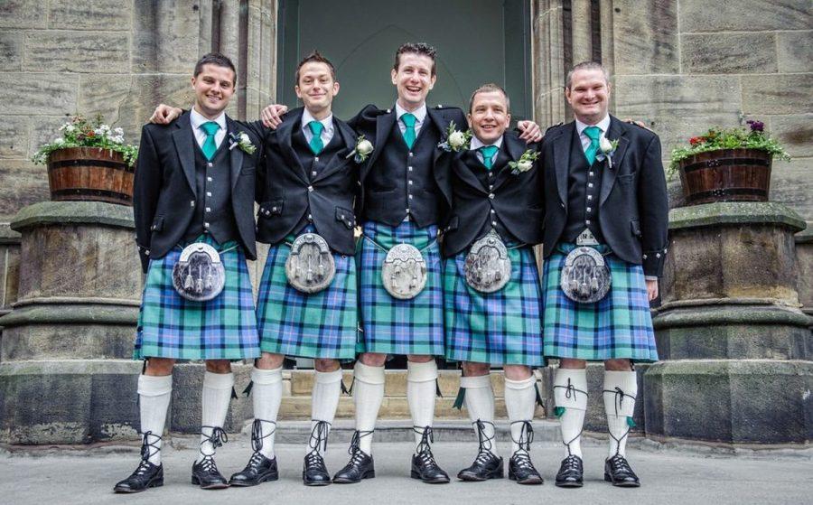 Шотландские мужчины