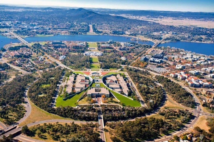 Столица Австралии