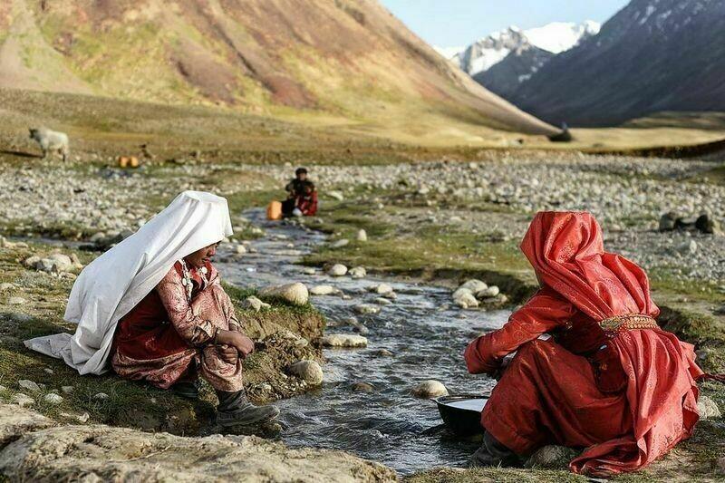 Памирские киргизы