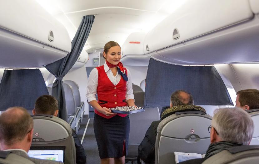 Леденцы в самолете