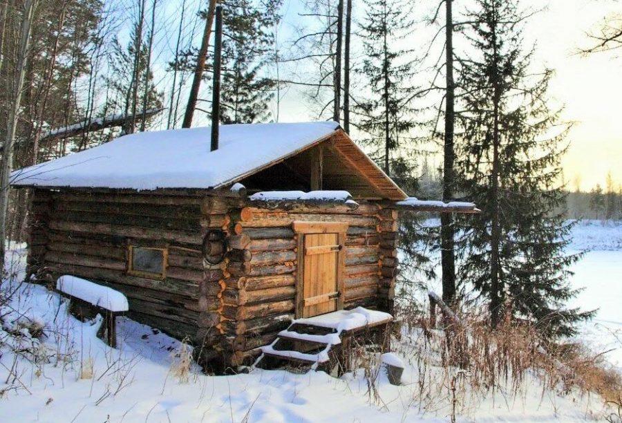 Зимовья в тайге