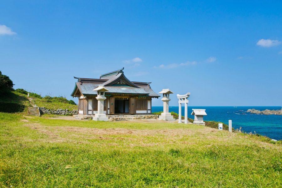 Японский остров Окиносима