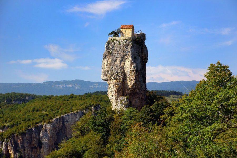 Храм на столпе
