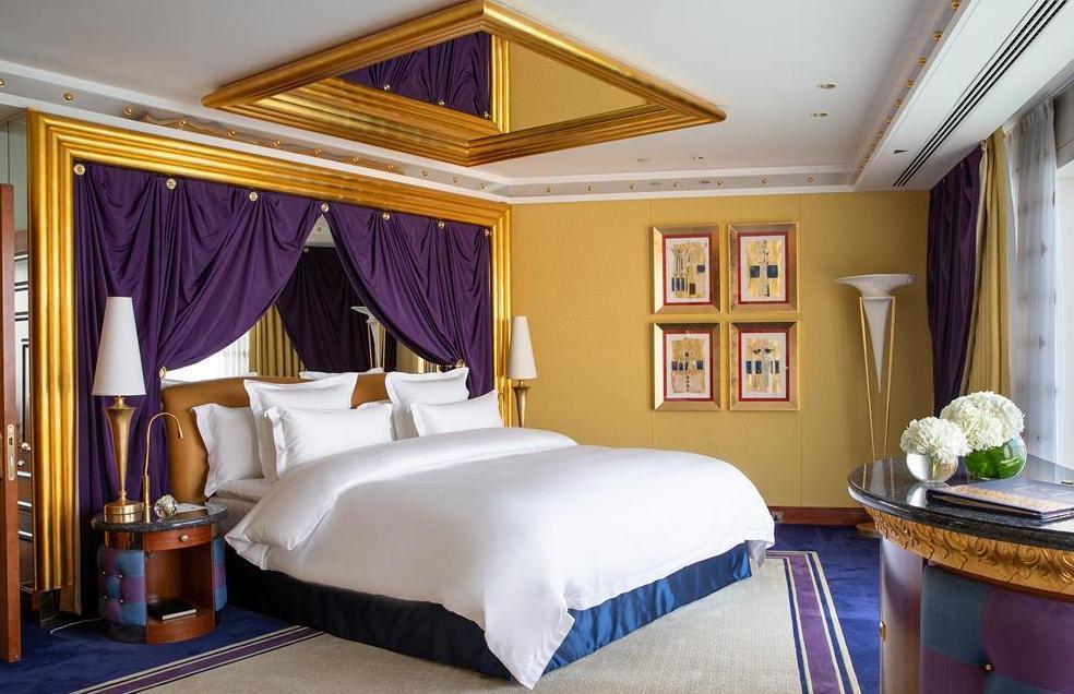 Бурдж-эль-Араб в Дубае