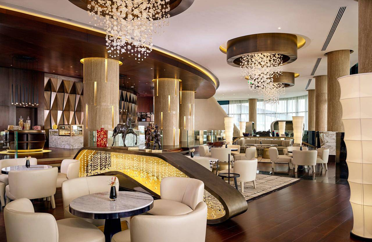 Отель в Абу-Даби