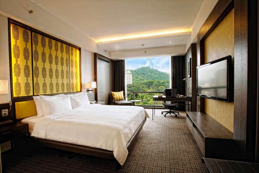 Отель в Южной Корее